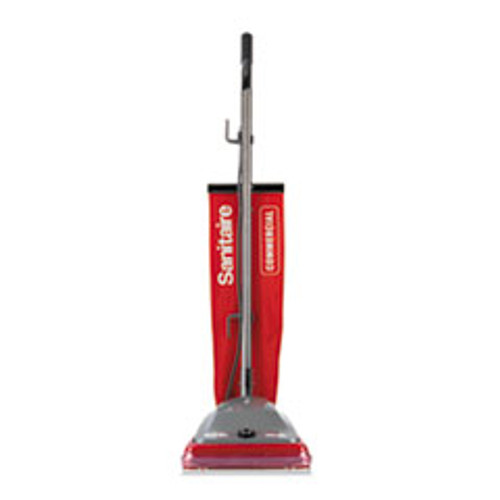 Sanitaire TRADITION Upright Vacuum with Shake-Out Bag  16 lb  Red (EURSC684G)