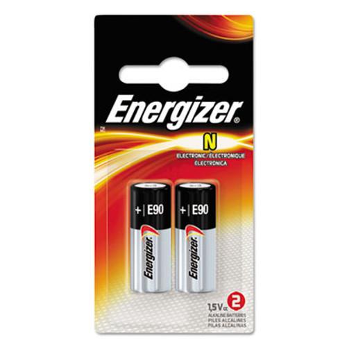 Energizer E90BP-2 Alkaline Batteries  1 5V  2 Pack (EVEE90BP2)