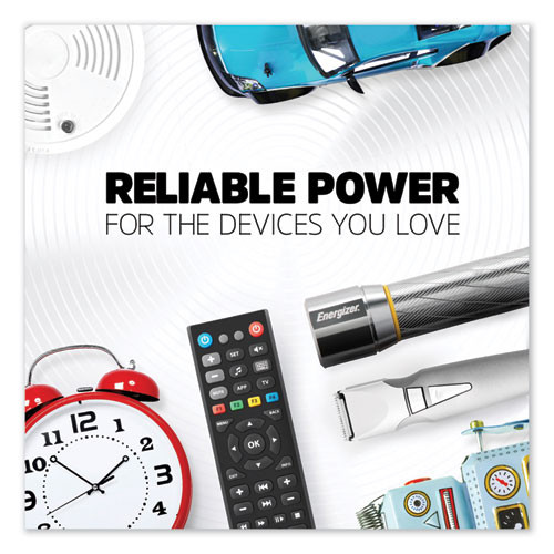 Energizer MAX Alkaline AA Batteries  1 5V  16 Pack (EVEE91LP16)