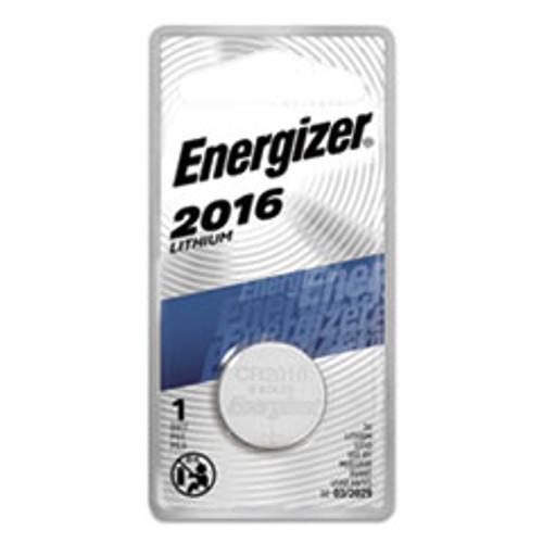 Energizer 2016 Lithium Coin Battery  3V (EVEECR2016BP)