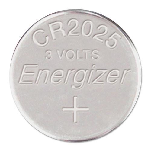 Energizer 2025 Lithium Coin Battery  3V (EVEECR2025BP)
