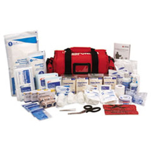 First Aid Only First Responder Kit  158 Piece  16  x 8  7 5  (FAO520FR)