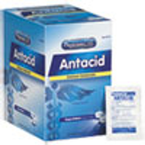 First Aid Only Over the Counter Antacid Medications for First Aid Cabinet  250 Doses Box (FAO90110)