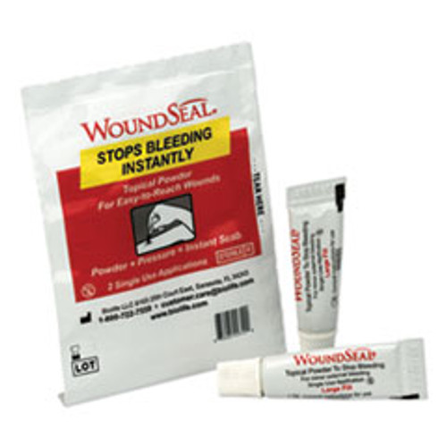 First Aid Only Refill for SmartCompliance General Business Cabinet   2  Powder Pour Packs (FAO90326)