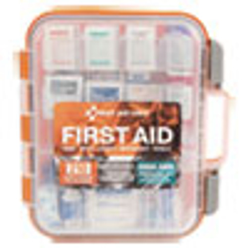 First Aid Only ANSI Class A Bulk First Aid Kit  210 Pieces  Plastic Case (FAO91064)
