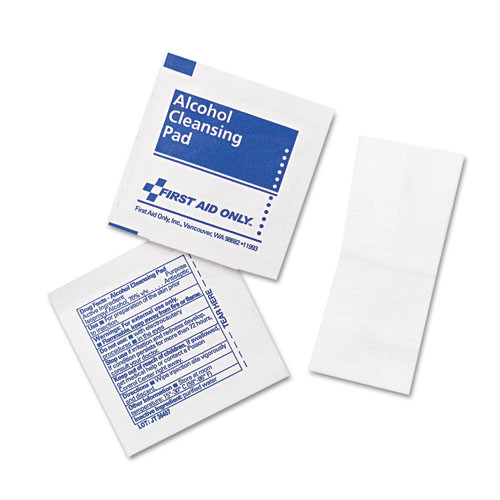 First Aid Only SmartCompliance Alcohol Cleansing Pads  20 Box (FAOFAE4001)