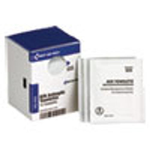 First Aid Only SmartCompliance Antiseptic Cleansing Wipes  10 Box (FAOFAE4002)