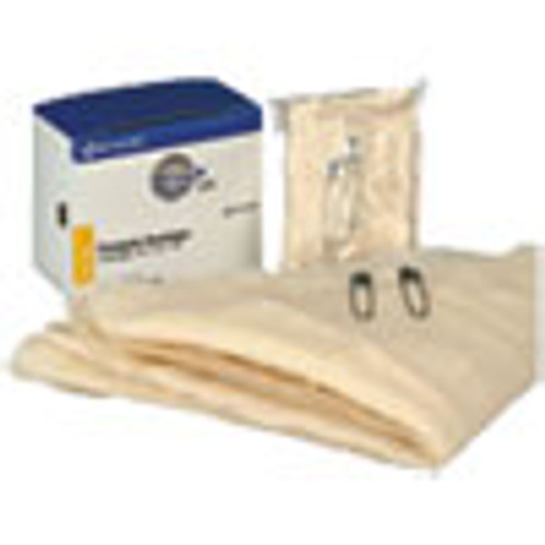 First Aid Only Refill f SmartCompliance Gen Business Cabinet  Triangular Bandages 40x40x56 2 Bx (FAOFAE5100)