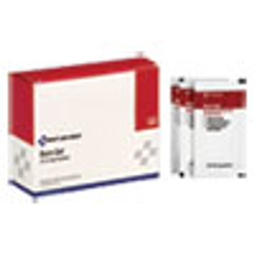 First Aid Only Burn Gel  1 8 oz Packs  25 Box (FAOG469)