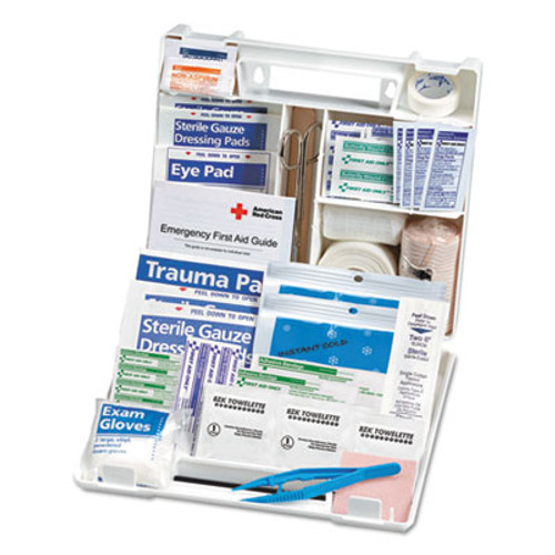First Aid Only Sports First Aid Kit for 10 People  71 Pieces Kit (FAOSM134)