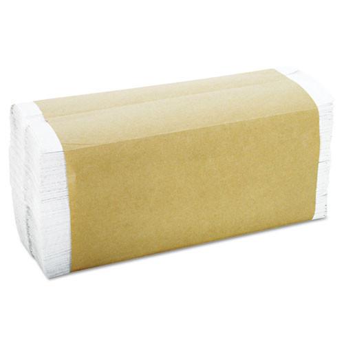 General Supply C-Fold Towels  10 13  x 11   White  200 Pack  12 Packs Carton (GEN1510B)