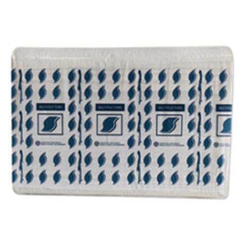 GEN Multi-Fold Paper Towels  1-Ply  White  334 Towels Pack  12 Packs Carton (GEN1520)