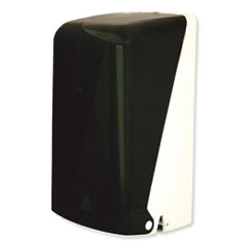 GEN Two Roll Household Bath Tissue Dispenser  5 51  x 5 59  x 11 42   Smoke (GEN1604)