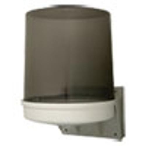 GEN Center Pull Towel Dispenser  10 1 2  x 9  x 14 1 2   Transparent (GEN1606)