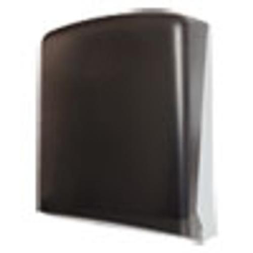 GEN Folded Towel Dispenser  11  x 4 1 2  x 14   Smoke (GEN1608)