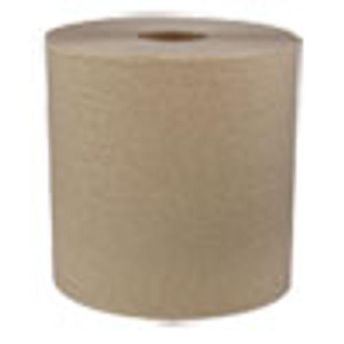 GEN Hardwound Roll Towels  1-Ply  7 8  x 700 ft  6 Carton (GEN18287)