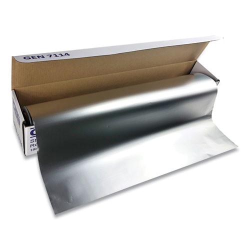 GEN Standard Aluminum Foil Roll  18  x 500 ft (GEN7114)
