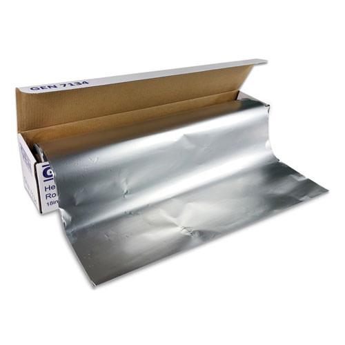 GEN Heavy-Duty Aluminum Foil Roll  18  x 500 ft (GEN7134)