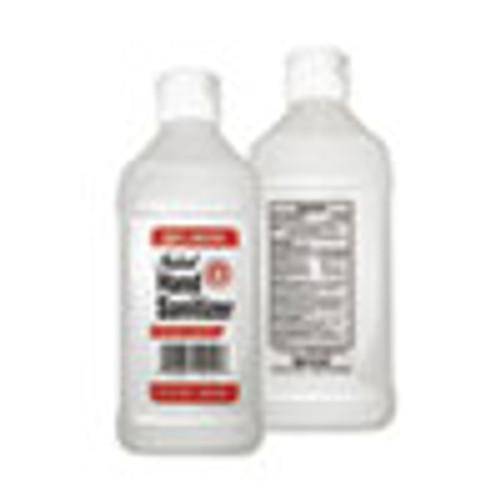 GEN Hand Sanitizer  12 oz Bottle  Unscented  24 Carton (GN112SAN24)