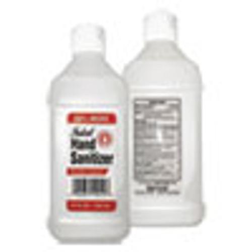 GEN Hand Sanitizer  12 oz Bottle  Unscented (GN112SAN24EA)