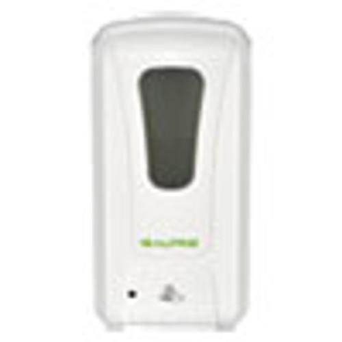 Alpine Liquid Hand Sanitizer Soap Dispenser  1 200 mL  6 x 4 48 x 11 1  White (GN1430LEA)