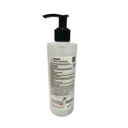 GEN ProSanitize Hand Sanitizer  8 oz Bottle  Unscented  12 Carton (GN1E236SAN)
