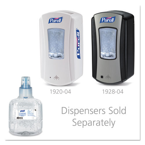 PURELL Advanced Hand Sanitizer Green Certified Gel Refill  1200 ml  Fragrance Free (GOJ190302EA)