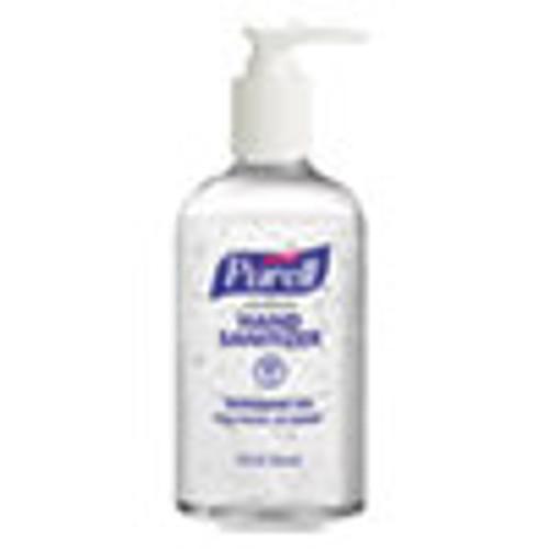 PURELL Advanced Hand Refreshing Gel  8 oz Pump Bottle  12 Carton (GOJ410212S)