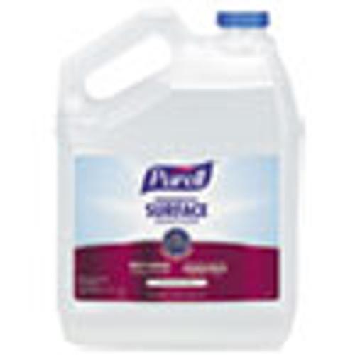 PURELL Foodservice Surface Sanitizer  Fragrance Free  1 gal Bottle (GOJ434104EA)