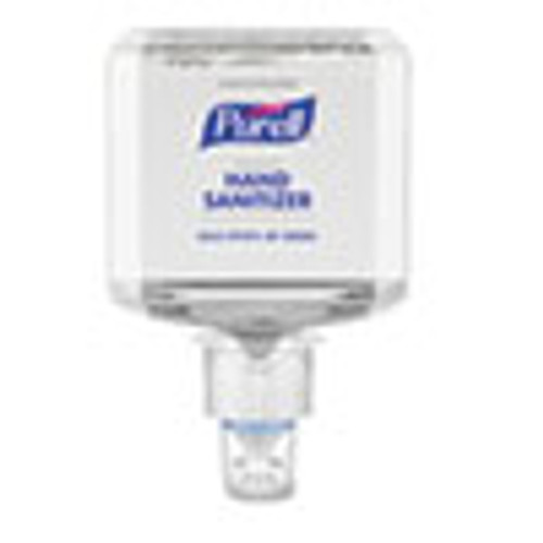 PURELL Healthcare Advanced Hand Sanitizer Foam  1200 mL  Refreshing Scent  For ES4 Dispensers  2 Carton (GOJ505302)