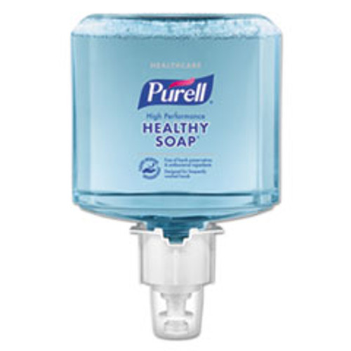 PURELL Healthcare HEALTHY SOAP High Performance Foam  1200 mL  For ES4 Dispensers  2 CT (GOJ508502)