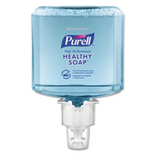 PURELL Healthcare HEALTHY SOAP High Performance Foam  1200 mL  For ES4 Dispensers  2 CT (GOJ508502)