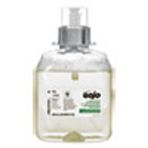 GOJO FMX Green Seal Foam Handwash Dispenser Refill  Unscented  1250mL (GOJ516504EA)