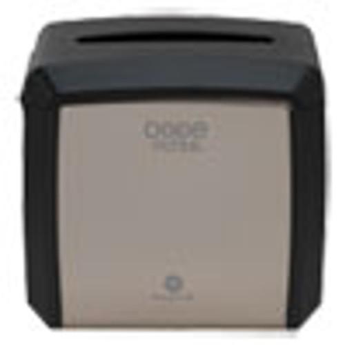 Dixie Ultra Tabletop Napkin Dispenser  7 6  x 6 1  x 7 2   Stainless (GPC54528A)