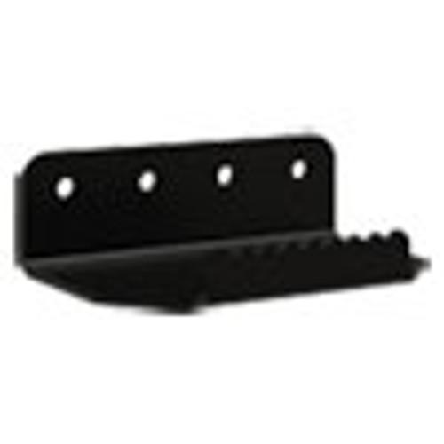 HON Armless Foot Pull  5 x 3 75 x 1 5  Black  15 Pack (HONFTPULL15P6P)