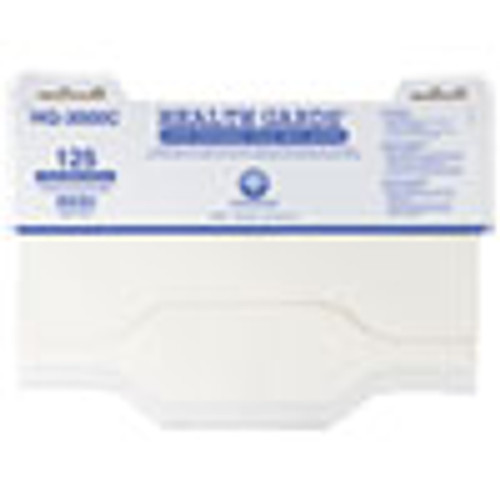 HOSPECO Health Gards Toilet Seat Covers  3000 Carton (HOSHG3000C)