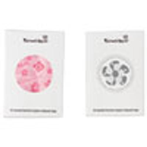 HOSPECO Scensibles Personal Disposal Bags  3 38  x 9 75   Pink  1 200 Carton (HOSSBX50)