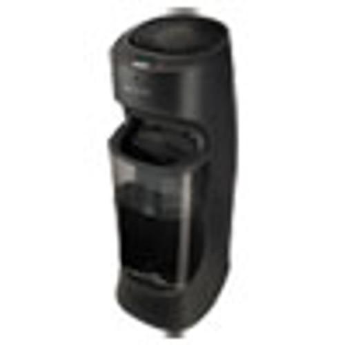 Honeywell Top Fill Tower Cool Mist Humidifier  1 7 gal  9 8w x 8 7d x 24 7h  Black (HWLHEV620B)