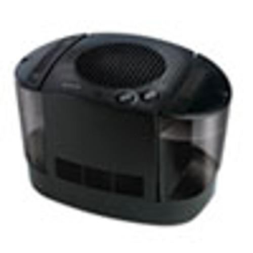Honeywell Top Fill Console Cool Mist Humidifier  3 gal  12 3  x 13 6  x 13 1   Black (HWLHEV685B)