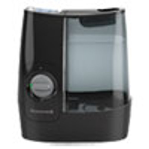 Honeywell Filter Free Warm Mist Humidifier  1 gal  11 95w x 7 45d x 12 45h  Black (HWLHWM845B)