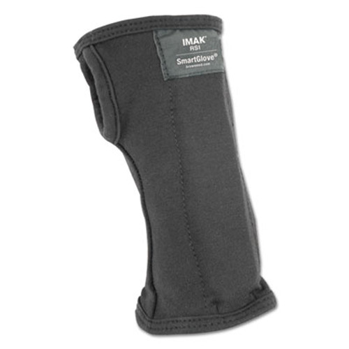 IMAK RSI SmartGlove Wrist Wrap  Medium  Black (IMAA20126)