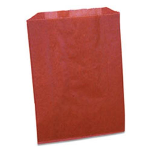 Impact Waxed Sanitary Napkin Disposal Liners  7 5 x 0 3 x 10 3  Brown  500 Carton (IMP25025088)