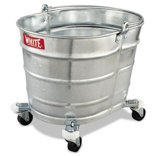 Impact Metal Mop Bucket  26 qt  Steel (IMP260)