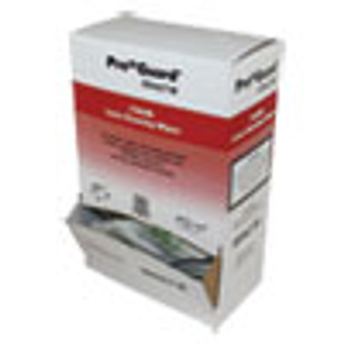 Impact Pro-Guard Disposable Lens Cleaning Wipes  5 1 x 8 1  100 Box (IMP7364B)