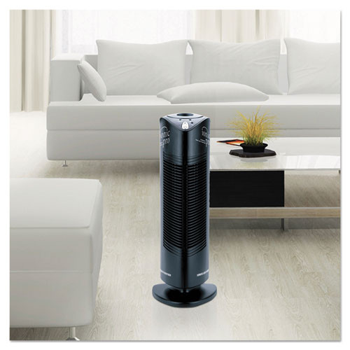 Ionic Pro Compact Ionic Air Purifier  250 sq ft Room Capacity  Black (ION90IP01MI01W)