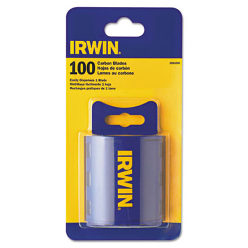 IRWIN Utility Knife Traditional Replacement Blades  100 Pack (IRW2083200)