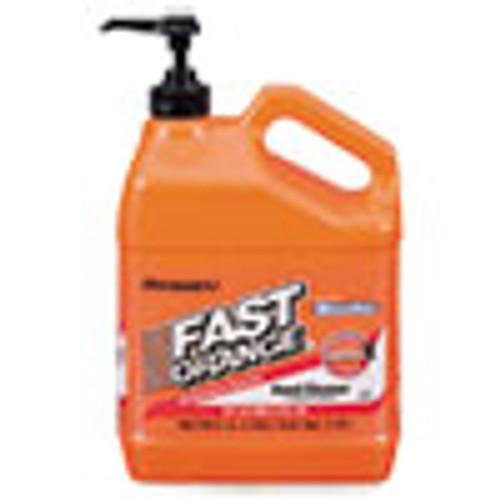 FAST ORANGE Pumice Hand Cleaner  Citrus Scent  1 gal Dispenser (ITW25219)