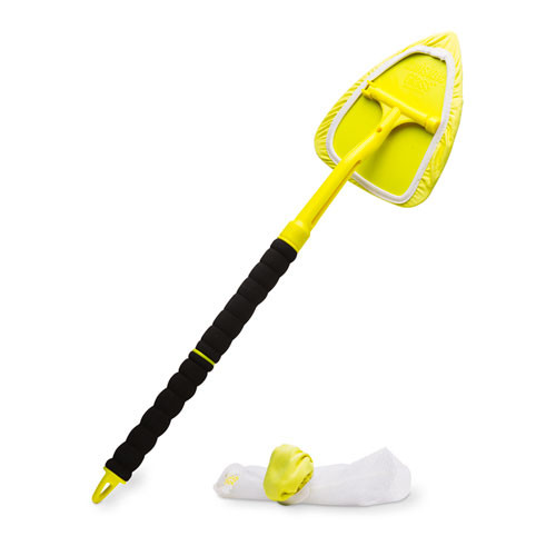 Invisible Glass Reach and Clean Tool  Handle Cleaning Head  2  Microfiber Bonnets Bag  4 Carton (IVG95163)