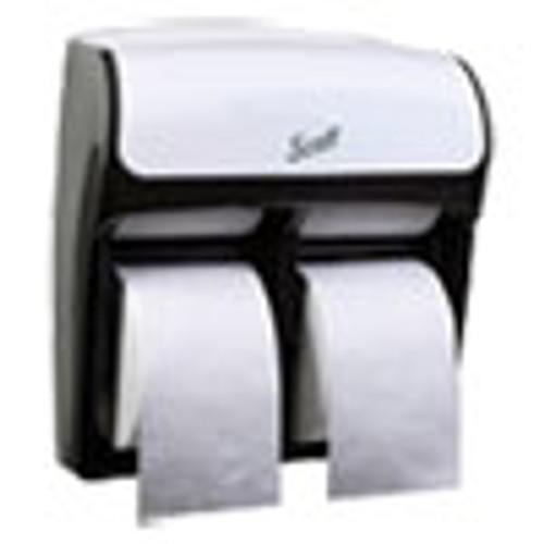 Scott Pro High Capacity Coreless SRB Tissue Dispenser  11 1 4 x 6 5 16 x 12 3 4  White (KCC44517)