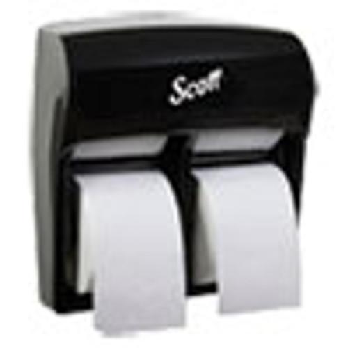 Scott Pro High Capacity Coreless SRB Tissue Dispenser  11 1 4 x 6 5 16 x 12 3 4  Black (KCC44518)